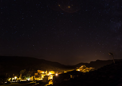 And then the Stars Came Out, Peramea, Catalunya, Spain, 2012