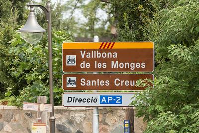 Santa Creus or Vallbona?, Catalunya, Spain, 2012