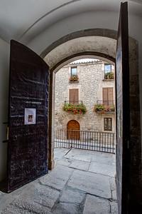 Villbona de los Monges, Catalunya, Spain, 2012