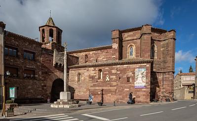 Santa Maria de Prades, Spain, 2019
