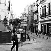 Old Man in Street #1a - Seville, Spain