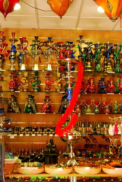 Hooka Shop, Albaicin, Grenada, Spain
