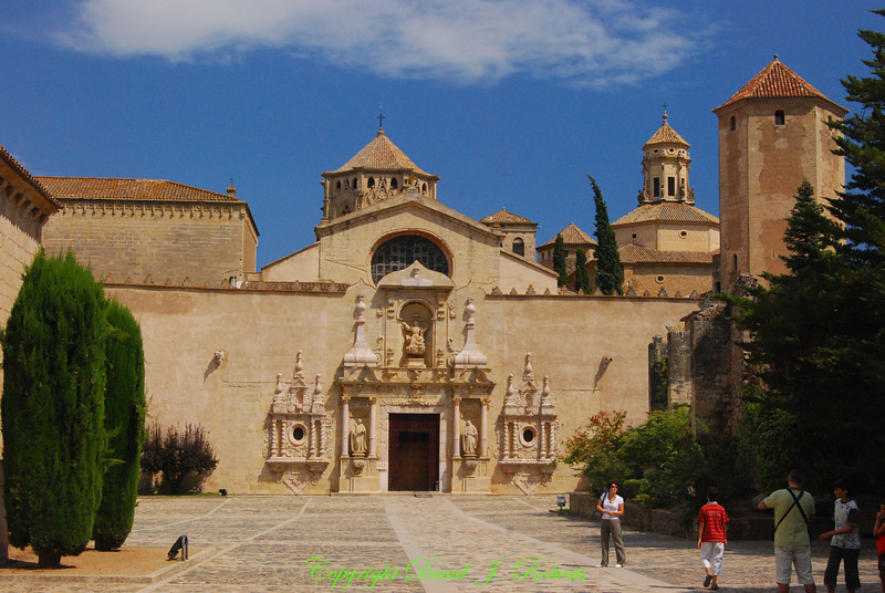 Poblet Monestary, Spain