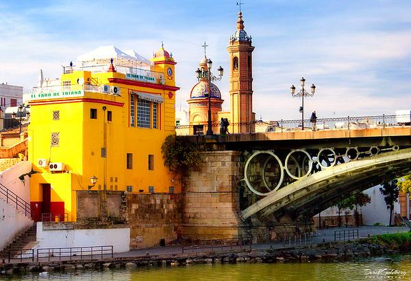 Puente de Isabel II Bridge #1 - Seville, Spain