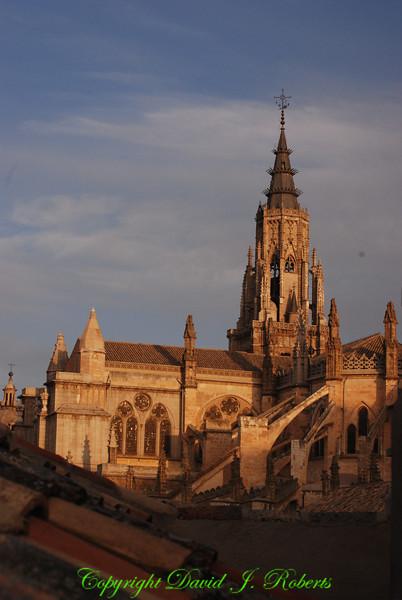 "The ""Holy Toledo"" - Spain's greatest church, Toledo, Spain"