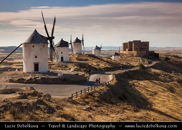 Europe - Spain - España - Castile-La Mancha - Toledo Province -