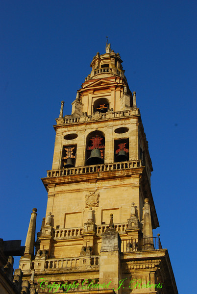 Mezquita Bell Tower - Cordoba Spain