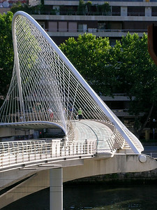 Bilbao - Bridge for Pedestrians