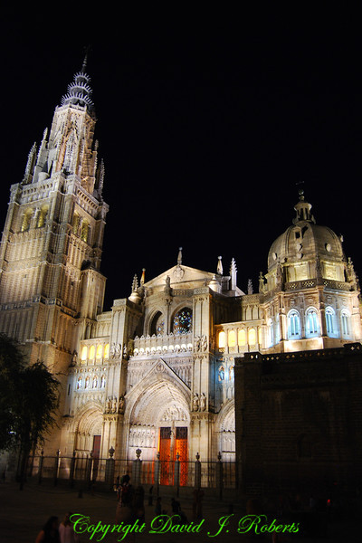 "The ""Holy Toledo"" - Spain's greatest church, Toledo, Spain"
