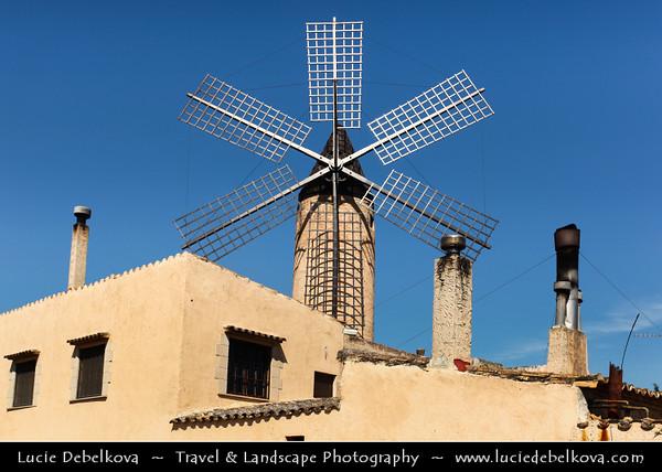 Europe - Spain - Balearic Islands archipelago - Majorca - Mallorca - Island in Mediterranean Sea