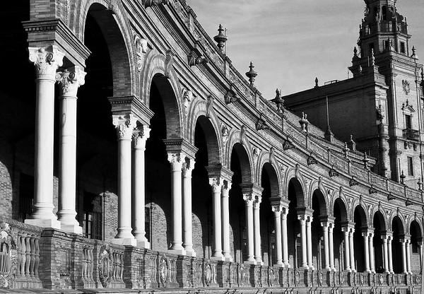 Plaza de Espana View #25b - Seville, Spain