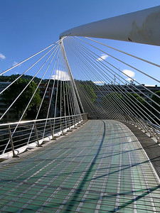 Bilbao - Footbridge