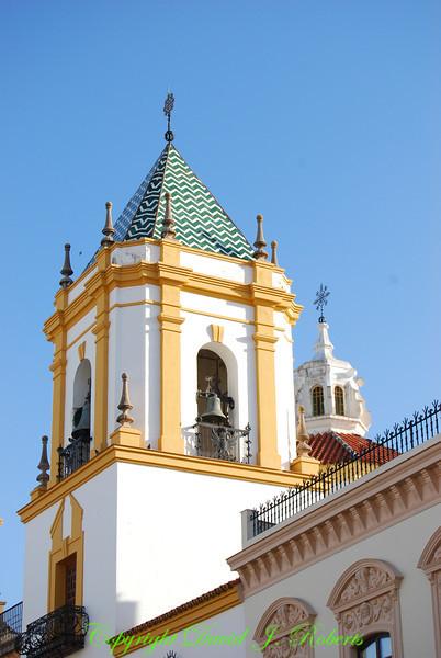 Church, Ronda, Spain