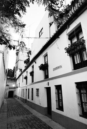 Old Jewish Quarter #6a - Seville, Spain