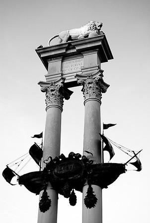 Columbus Monument #1a - Seville, Spain