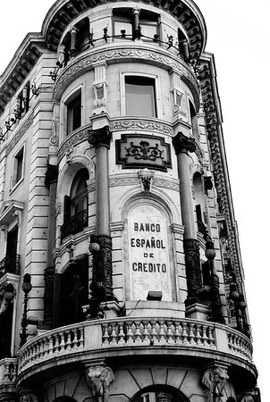 Building Architecture #18a - Madrid, Spain