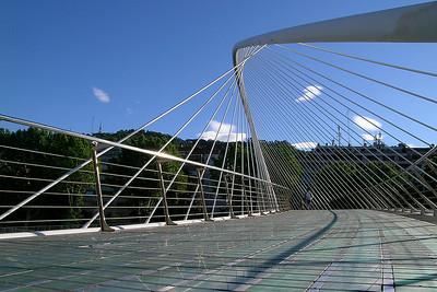 Bilbao - Pedestrian Bridge