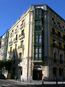 Bilbao - Appartment Blocks