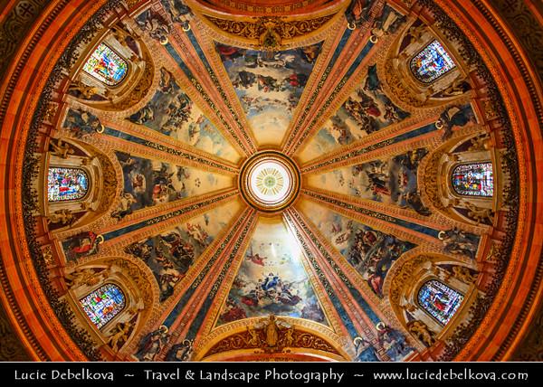 Europe - Spain - España - Madrid - Historical city center