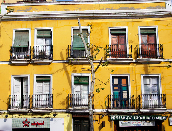 Building Architecture #2 - Seville, Spain