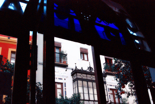 View Out Window #1 - Seville, Spain