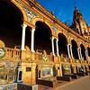 Plaza de Espana View #6 - Seville, Spain