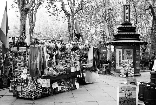Madrid Street Scene #10a - Madrid, Spain