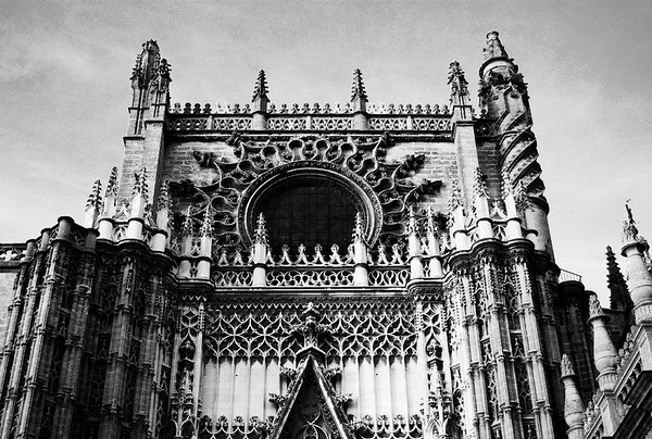Cathedral of Seville #6a - Seville, Spain