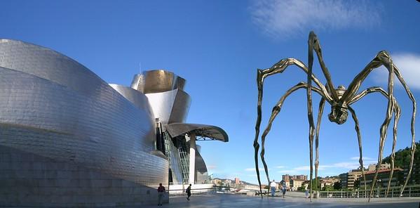 Panorama: Dalí's vibes in Bilbao