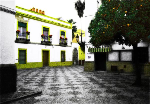 Old Jewish Quarter #1 - Seville, Spain