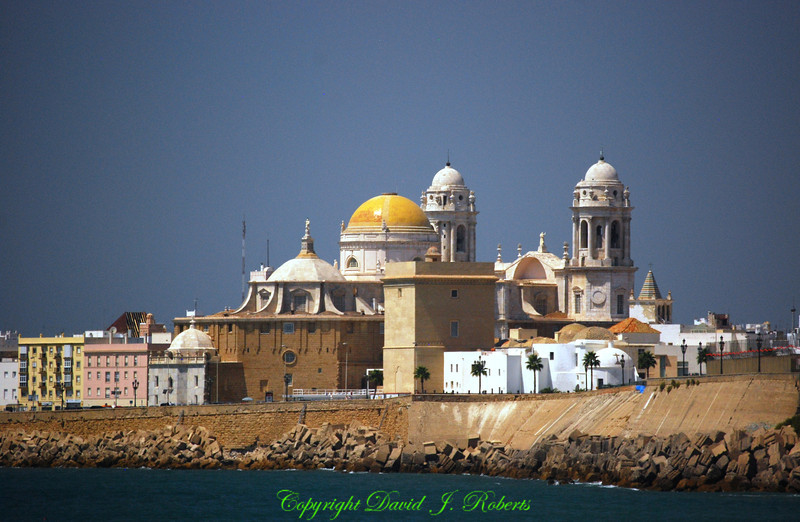 Mosque in Cadiz, Spain