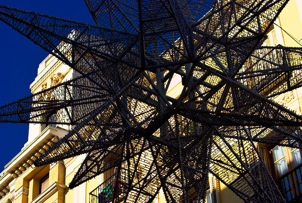 Building Architecture #25 - Madrid, Spain