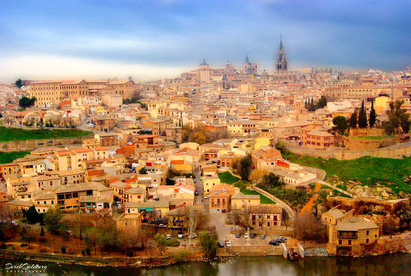 Ancient City of Toledo #1 - Toledo, Spain