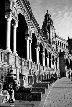 Plaza de Espana View #10a - Seville, Spain