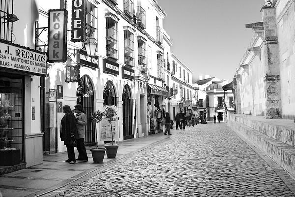 Street Scene #1 - Cordoba, Spain