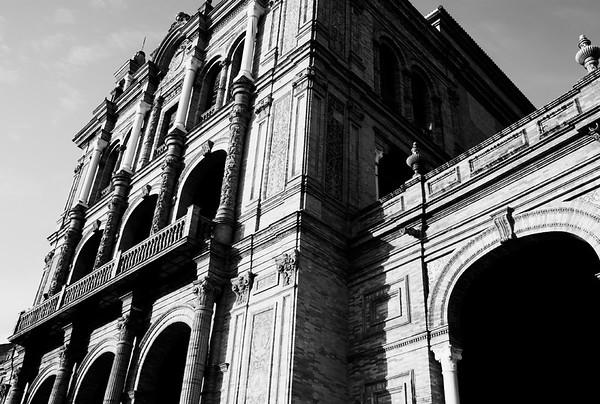 Plaza de Espana View #28a - Seville, Spain