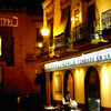 Cafe at Night - Seville, Spain