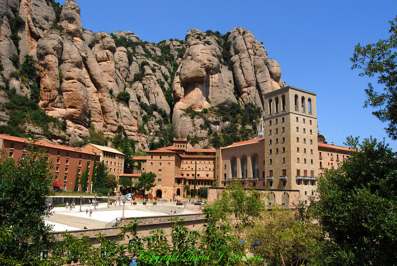 Monserrat Monestary, Spain