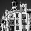 Building Architecture #1a - Barcelona, Spain