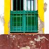 Colorful Old Window #2 - Seville, Spain