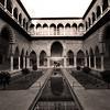 Patio de las Doncellas #5s, Reales Alcazares - Seville, Spain