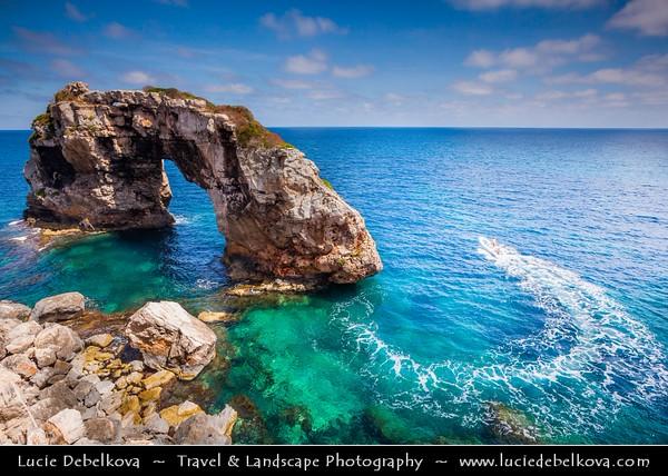 Europe - Spain - Balearic Islands archipelago - Majorca - Mallor