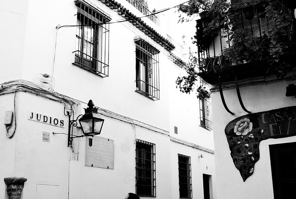 Old Jewish Quarter #4a - Seville, Spain