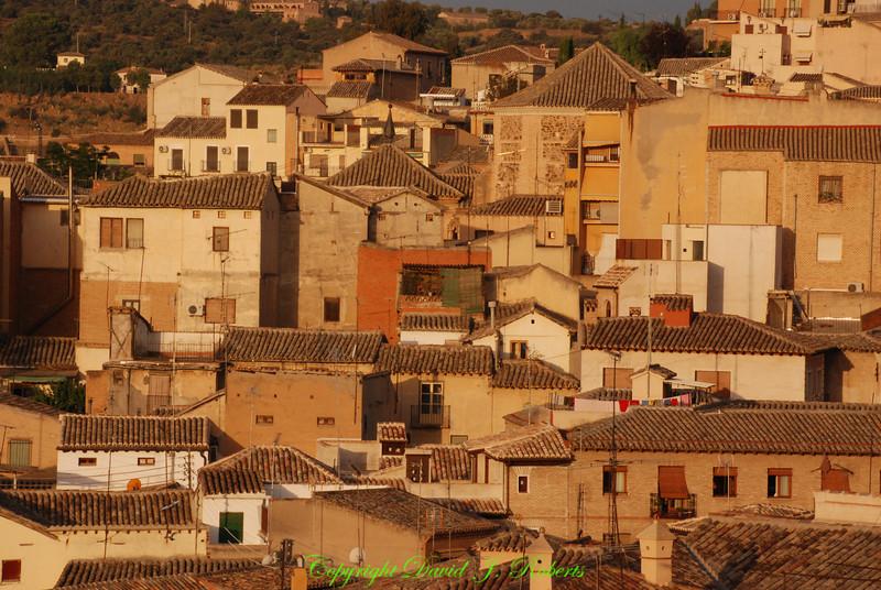 Houses of Toledo, Spain