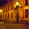 Seville Street Nocturne #1 - Seville, Spain