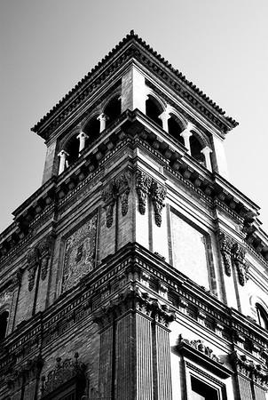 Church Bell Tower #2a - Seville, Spain