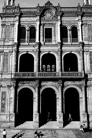 Plaza de Espana View #32a - Seville, Spain