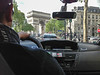 Author's note:<br /> <br /> My preferred way to drive past the Arc de Triomphe de l'Étoile in Paris is in a taxie or some other form of public transportation while piloted by someone accustomed to other Parisian drivers and gawking tourist ...<br /> <br /> ~ Image by Martin McKenzie All Rights Reserved ~