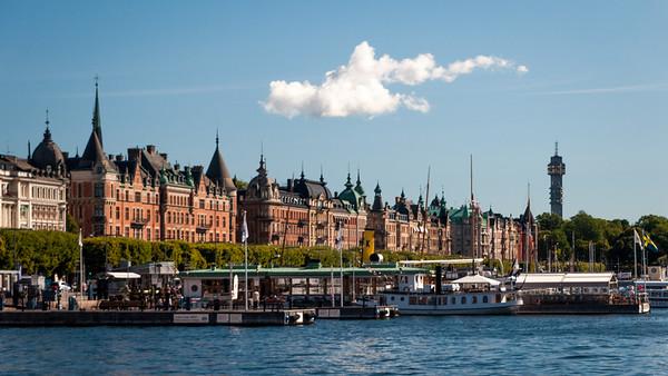Sweden, Stockholm 2016