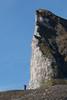 Alkhornet bird cliff